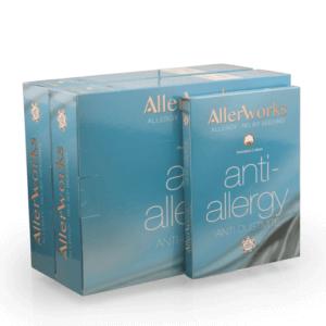 Allerworks Anti Toz Akarı Anti Alerjik Tek Kişilik Yatak Takımı