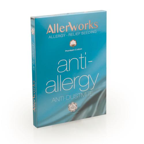 Allerworks Anti Toz Akarı Anti Alerjik Yastık Kılıfı