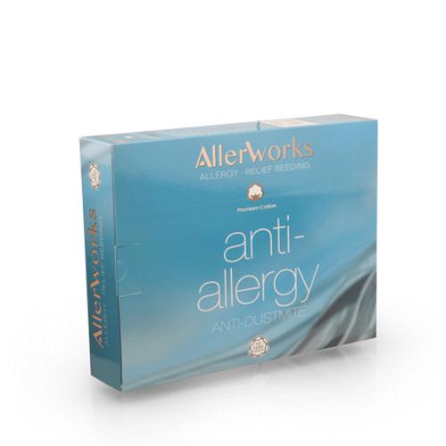 Allerworks Anti Toz Akarı Anti Alerjik Bebek Yatak Takımı