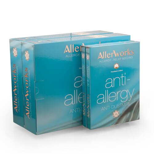 Allerworks Anti Toz Akarı Anti Alerjik Çift Kişilik Takımı