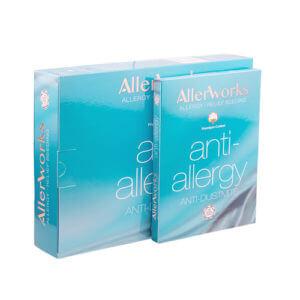 Allerworks Anti Toz Akarı Anti Alerjik Tek Kişilik Yatak Kılıfı Ve Yastık Kılıfı