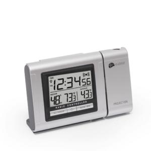 Lacrosse WT5110 Dijital Nem Ve Sıcaklık Ölçer – Projeksiyon Saat – Takvim – Alarm